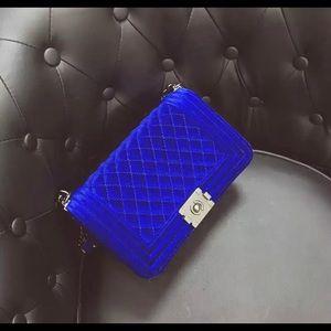 Handbags - 🥶 Royal blue crossbody Handbag